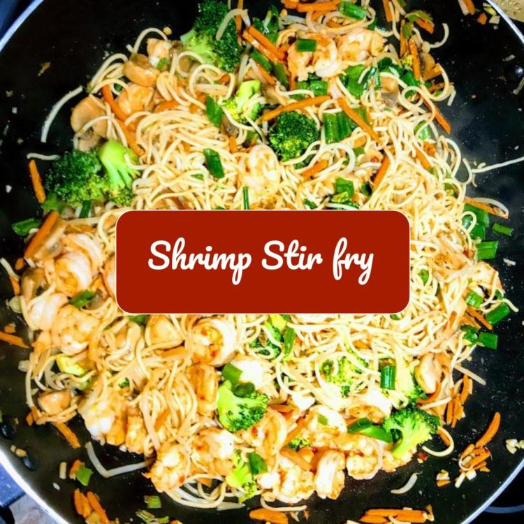 Stir fry is a great way to try new things and experiment with new flavour combinations